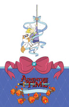 Image: Adventure Time: Fionna & Cake - Mathematical Edition HC  - Boom! Studios