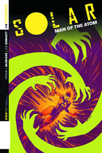 Image: Solar: Man of the Atom #4 (variant incentive cover - Garry Brown) (50-copy) - Dynamite