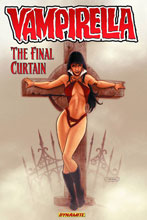 Image: Vampirella Vol. 06: The Final Curtain SC  - Dynamite
