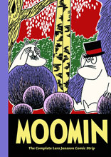 Image: Moomin: The Complete Lars Jansson Comic Strip Vol. 09 HC  - Drawn & Quarterly