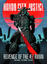Image: Hondo City Justice SC  - Rebellion / 2000AD