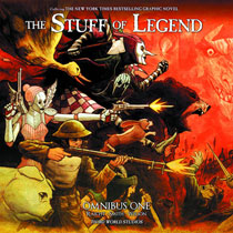 Image: Stuff of Legend Omnibus Vol. 01 HC  - Th3rd World Studios