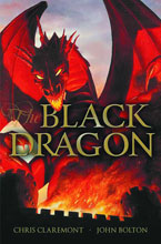 Image: Black Dragon HC  - Titan Comics