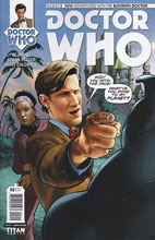 Image: Doctor Who: 11th Doctor #2 (variant incentive cover - Simon Fraser) (10-copy) - Titan Comics