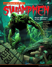 Image: Comic Book Creator Presents Swampmen: Muck-Monsters and Their Makers SC #6 - Twomorrows Publishing
