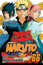 Image: Naruto Vol. 66 SC  - Viz Media LLC