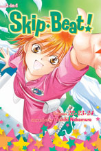 Image: Skip Beat! 3-in-1 Vol. 08 SC  - Viz Media LLC