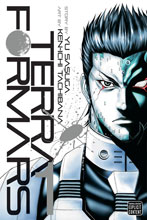 Image: Terra Formars Vol. 01 SC  - Viz Media LLC