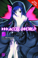 Image: Accel World Novel Vol. 01: Kuroyukihime's Return  - Yen Press