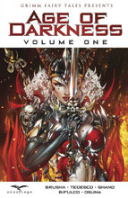 Image: Grimm Fairy Tales Presents Age of Darkness Vol. 01 SC  - Zenescope Entertainment Inc