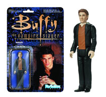 Image: Reaction Buffy the Vampire Slayer Action Figure: Angel  -