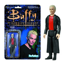 Image: Reaction Buffy the Vampire Slayer Action Figure: Spike  -