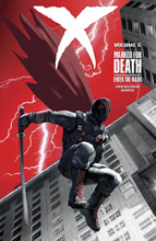 Image: X Vol. 06: Marked for Death - Enter the Mark SC  - Dark Horse Comics