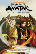 Image: Nickelodeon Avatar: The Last Airbender - Smoke and Shadow Part 01 SC  - Dark Horse Comics