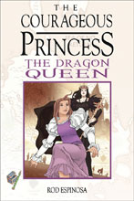 Image: Courageous Princess Vol. 03: The Dragon Queen HC  - Dark Horse Comics