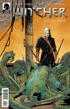 Image: Witcher: Fox Children #4 - Dark Horse Comics