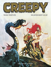 Image: Creepy Archives Vol. 22 HC  - Dark Horse Comics