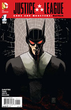 Image: Justice League: Gods & Monsters - Batman #1 - DC Comics