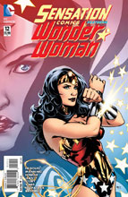 Image: Sensation Comics Featuring Wonder Woman #12 - DC Comics