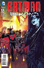 Image: Batman Beyond #2 - DC Comics