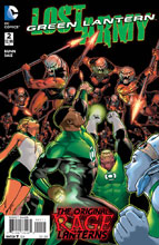 Image: Green Lantern: The Lost Army #2 - DC Comics