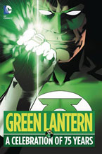 Image: Green Lantern: A Celebration of 75 Years HC  - DC Comics