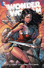 Image: Wonder Woman Vol. 07: War-Torn HC  - DC Comics