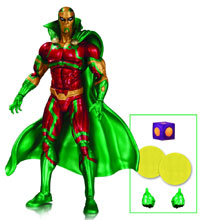 Image: DC Comics Icons Action Figure 04: Mister Miracle  - Earth 2  - DC Comics