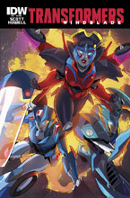 Image: Transformers: Windblade Vol. 02 #5 - IDW Publishing