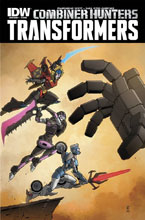 Image: Transformers: Combiner Hunters #1 - IDW Publishing