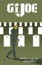 Image: G.I. Joe: The Fall of G.I. Joe Vol. 02 SC  - IDW Publishing