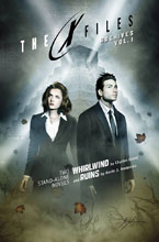 Image: X-Files Archives Vol. 01: Whirlwind & Ruins SC  - IDW Publishing