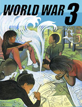 Image: World War 3 Illustrated: Youth & Climate Change #46 - IDW Publishing
