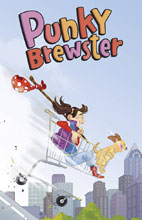 Image: Punky Brewster Vol. 01 SC  - IDW Publishing