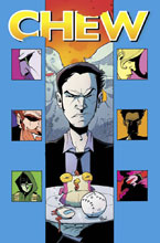 Image: Chew: The Smorgasbord Edition Vol. 02  (Slipcased) HC - Image Comics