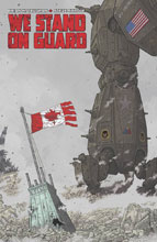 Image: We Stand on Guard #1 - Image Comics