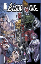 Image: Bloodstrike Vol. 02 #1 (cover A - Liefeld) - Image Comics