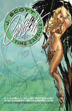 Image: J. Scott Cambell: Time Capsule HC  - Image Comics