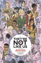 Image: They're Not Like Us Vol. 01 SC  - Image Comics