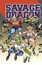 Image: Savage Dragon: Changes SC  - Image Comics