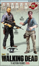 Image: Walking Dead TV Series 7 Action Figure Wave 2 Assortment  - Todd McFarland Productions