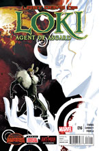 Image: Loki: Agent of Asgard #16 - Marvel Comics