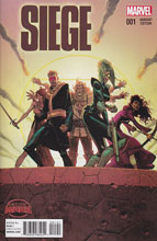 Image: Siege #1 (Robinson variant cover - 00141) - Marvel Comics