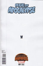 Image: Age of Apocalypse #1 (Mayhew Ant-Sized variant cover - 00151) - Marvel Comics