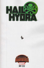 Image: Hail Hydra #1 (Ferry Ant-Sized variant cover - 00171) - Marvel Comics