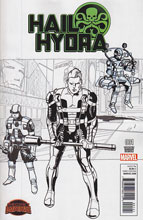 Image: Hail Hydra #1 (Boschi Design variant cover - 00141) - Marvel Comics