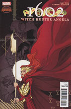 Image: 1602: Witch Hunter Angela #2 (variant cover - Koh) - Marvel Comics