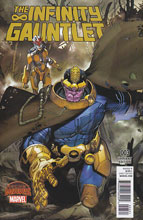 Image: Infinity Gauntlet #3 (Bianchi variant cover) - Marvel Comics