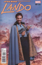 Image: Lando #1 (photo variant cover - 00151) - Marvel Comics
