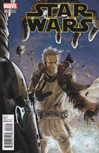 Image: Star Wars #7 (Moore variant cover - 00751) - Marvel Comics